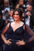 CANNES, FRANCE - MAY 14, 2019:  Director Nadine Labaki attends the opening ceremony and screening of