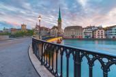 Zurich, the largest city in Switzerland