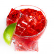 Close up of a refreshing classic cocktail with vod...