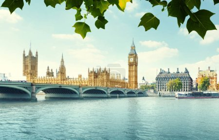 Photo for Big Ben and Houses of Parliament, London, UK - Royalty Free Image