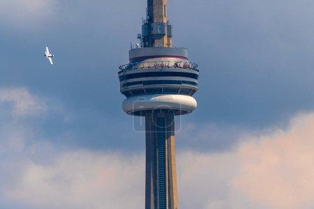 Toronto, Ontario, Canada-September 2, 2019: A plan...