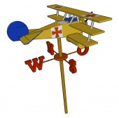 A toy triplane attractive and creative or vector or color illust