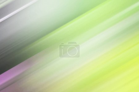 Photo for Conceptual bright motion blur linear colorful soft light gradient abstract design background or backdrop - Royalty Free Image