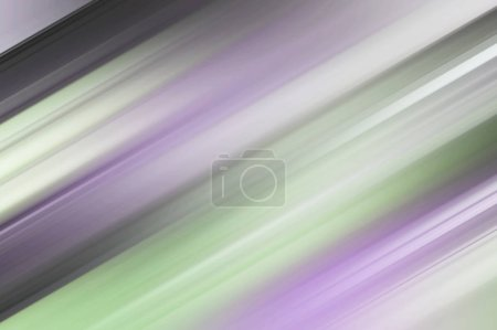 Photo for Conceptual bright motion blur linear colorful soft light gradient abstract design background or backdrop. A blurry wallpaper with contemporary elegant artistic lines as future stripe speed technology - Royalty Free Image