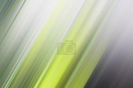 Photo pour Conceptuel mouvement lumineux flou linéaire coloré doux dégradé de lumière abstrait fond ou toile de fond de conception. Un papier peint flou avec des lignes artistiques élégantes contemporaines comme future technologie de vitesse de bande - image libre de droit