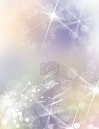 Foto de Fondos pasteles con partículas brillantes - Imagen libre de derechos