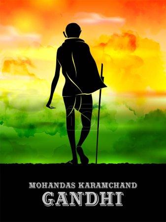 Индия фон с народом герой