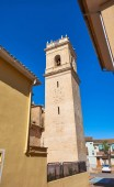 Aiacor also Ayacor church in Valencia province of Spain
