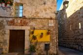 Tarragona old Tarraco streets in Catalonia