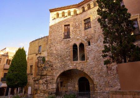 Photo pour Tarragona Volta del Pallol in Catalonia Spain - image libre de droit