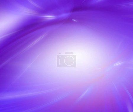 Photo pour Fond violet abstrait, belles lignes et flou - image libre de droit