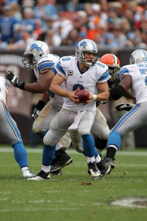 Matthew Stafford Quarterback for the