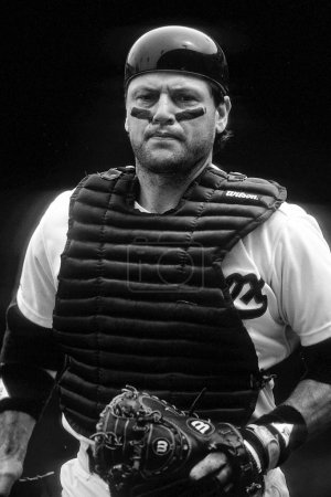 """Carlton Ernest Fisk, nicknamed """"Pudge"""" and """"The Commander"""", is a retired Major League Baseball catcher and a member of the Baseball Hall of Fame. During a 24-year baseball career, he played for both the Boston Red Sox and Chicago White Sox."""