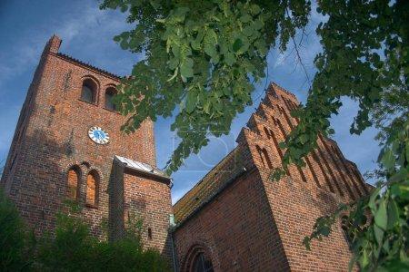 Photo pour Architecture traditionnelle au Danemark, Scandinavie - image libre de droit