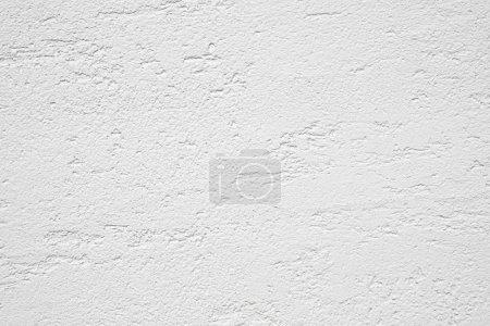 Photo pour Motif harmonique de mur de briques peintes en blanc - image libre de droit