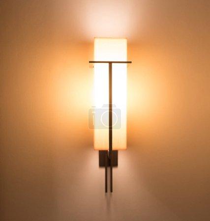 Illuminated modern lighting fixtures