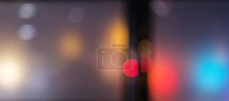Foto de Fondo de Illuinated luces bokeh - Imagen libre de derechos