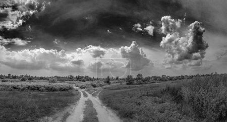 Foto de Clima, estaciones y hermosos paisajes naturales - Imagen libre de derechos