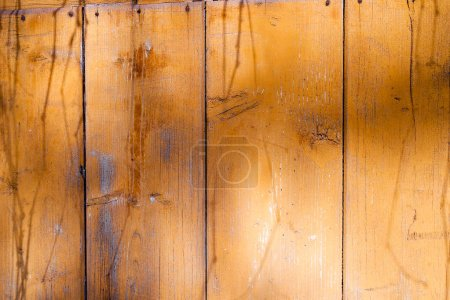 brown wooden planks background or texture