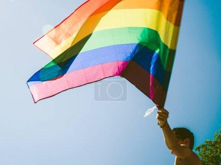 Rainbow flag best pride emotions