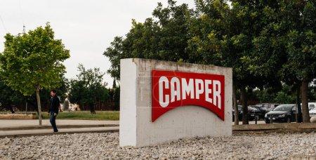 Camper shoe factory headquarter in Inca