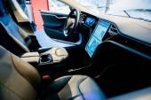 New Tesla Model S interior design