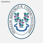 Emblem Province  Vector illustration