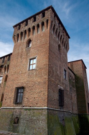 Medieval Castle of San Giorgio (St. George), 1395-...
