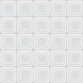 Vector seamless texture with rounded squares looking like old tv EPS 10