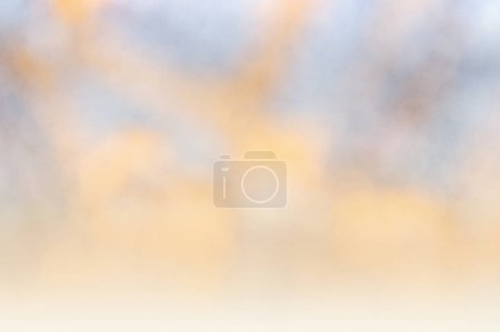 Photo for Bokeh color blur style , abstract mix color background - Royalty Free Image