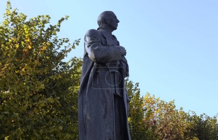 Monument to composerSergey Rakhmaninov in