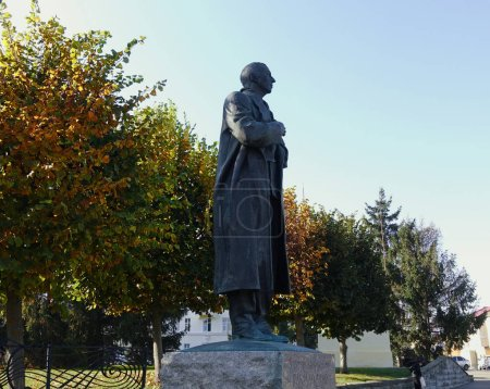 Monument Sergey Rakhmaninov in Tambov