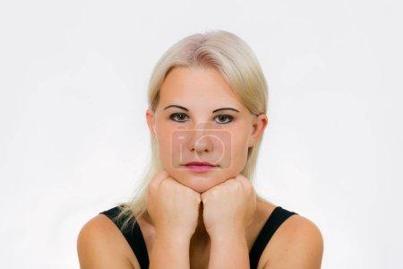 Face exercise cheek bone lift