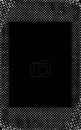 Photo pour Fond sombre abstrait avec effet grunge - image libre de droit