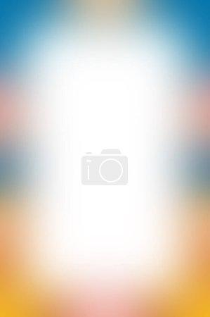 Old color grunge gradient frame background abstrac...