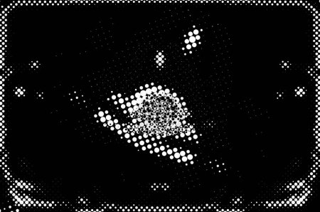 Black and white monochrome old grunge vintage weat...
