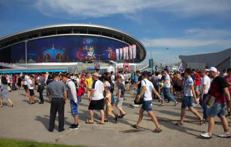 Kazan Russia June 27 2018