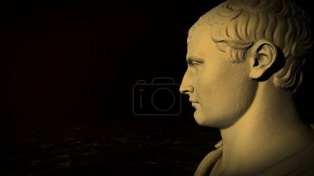 Photo pour Napoléon Bonaparte - Génie militaire français - image libre de droit