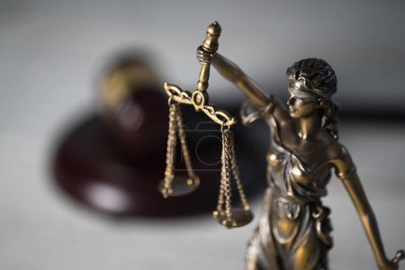 Photo for Law and Justice, Concept image. Law theme - Royalty Free Image