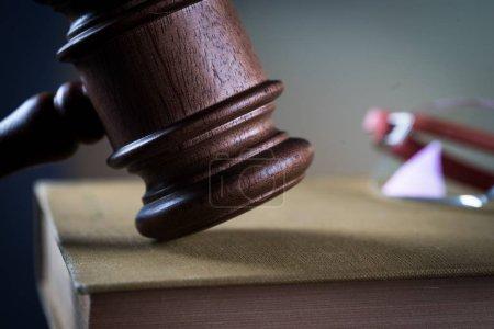 Photo pour Droit et justice concept image - image libre de droit