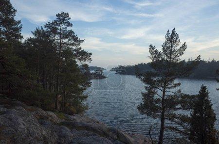 Foto de Natural landscape of lake at daytime - Imagen libre de derechos