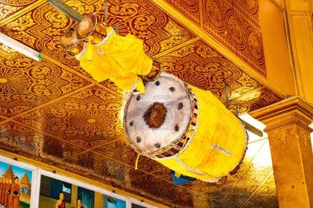 Photo pour Vue de l'intérieur pendant la journée au Myanmar - image libre de droit