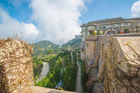 Photo pour Sunworld Ba Na Hills Park, Da Nang, Vietnam - image libre de droit
