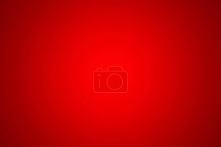 Photo for Abstract red background with vignette ,3d illustration. Empty space - Royalty Free Image