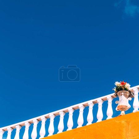 Photo pour Îles Canaries Architecture. Concept art du voyage - image libre de droit