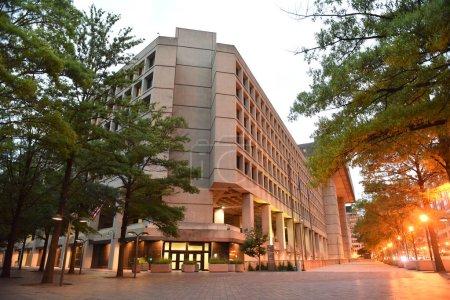 Photo pour Washington, DC - 02 juin 2018 : FBI, Federal Bureau of Investigation Headquarters à Washington . - image libre de droit