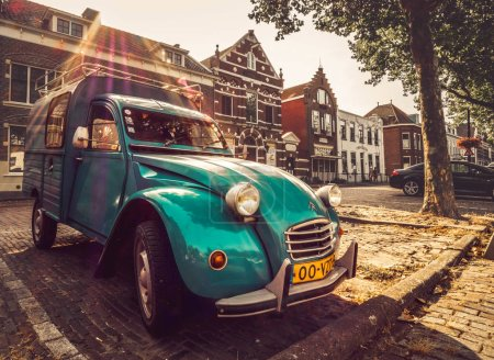 Vlaardingen Rotterdam Netherlands July 2018