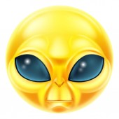 Alien Emoji Emoticon
