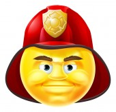 Fireman Emoji Emoticon