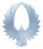 Eagle Bird Icon Concept